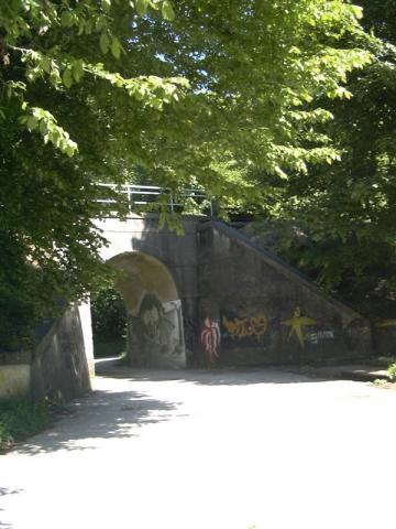 Val aux Clercs - 4ème pont