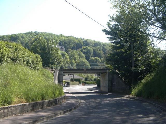 Val aux Clercs - le premier Pont