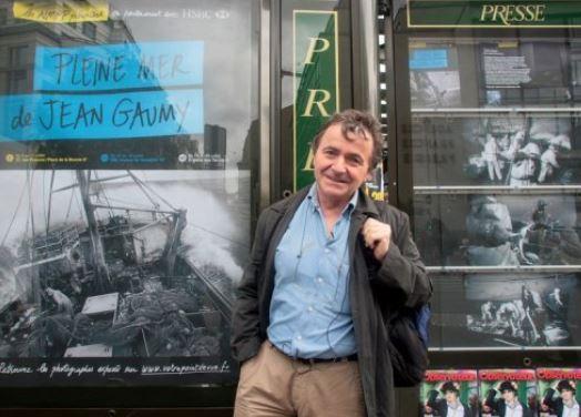Jean Gaumy, photographe, cinéaste