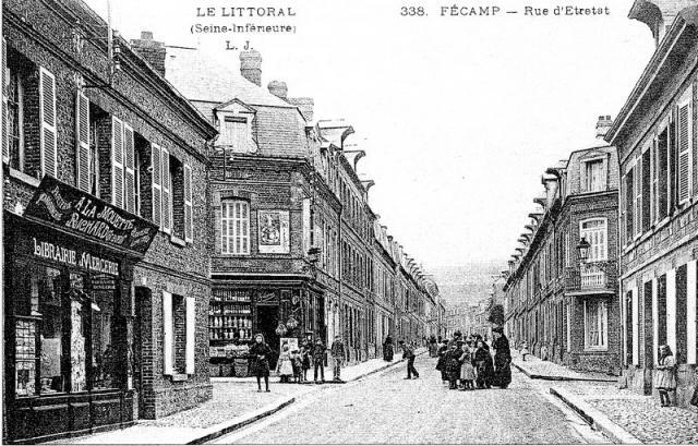 Rue d'Etretat