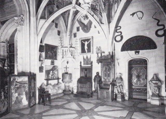 La Bénédictine, l'Oratoire