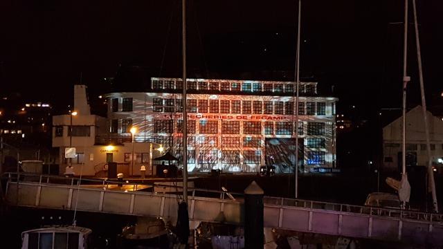 Inauguration Musée des pêcheries