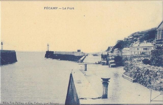 Le Port, quai Guy de Maupassant, Quai des Pilotes