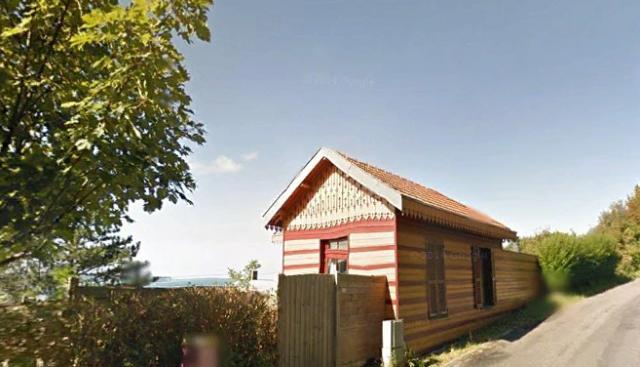 Maison du gardien des terrains de la Côte de la Vierge