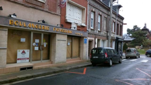 Boulangerie Caron, rue Théagène Boufart