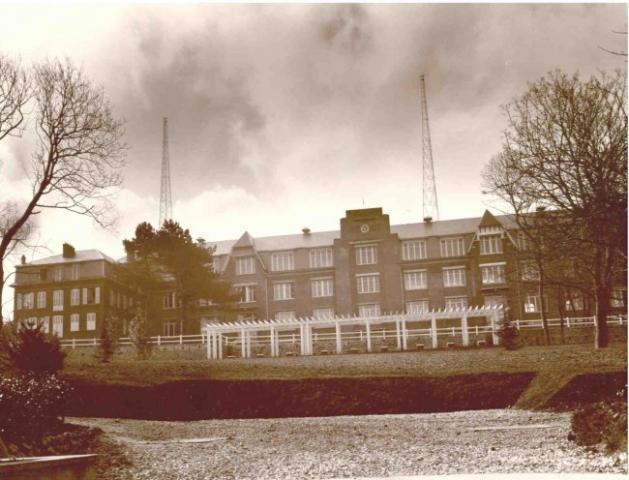 Le collège Georges Cuvier - au XXè siècle