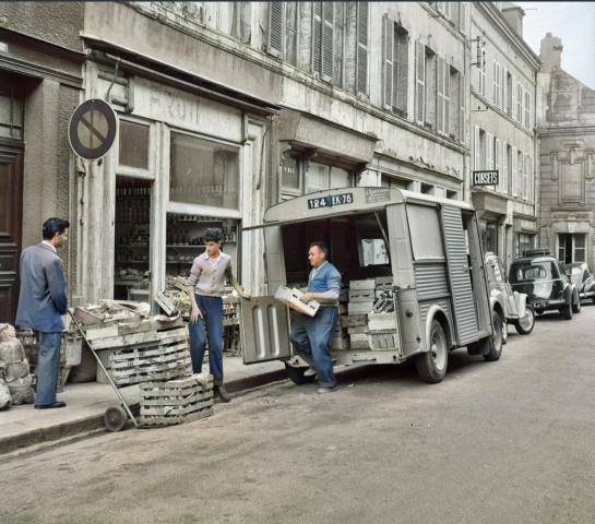 Primeurs Santiago - Rue Felix Faure
